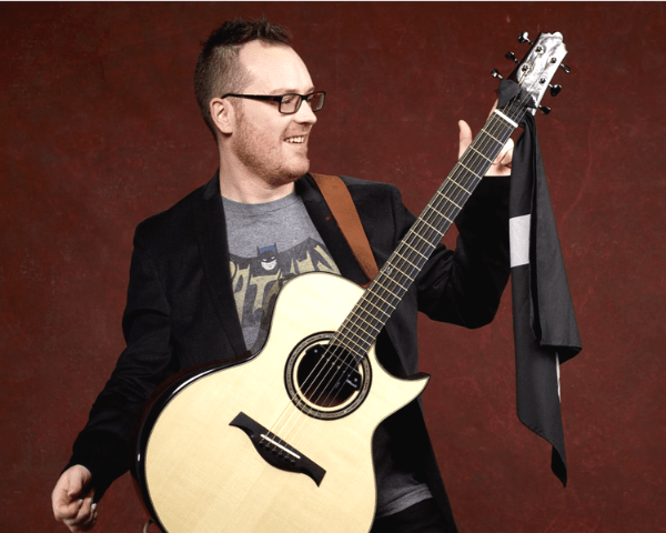 Antoine Dufour - Fingerstyle Guitar Summit
