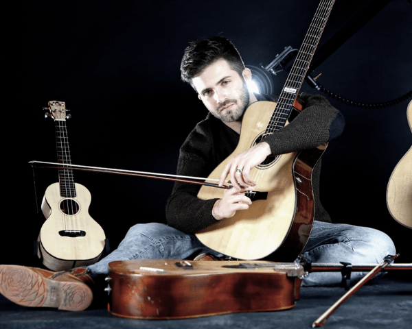 Luca Stricagnoli - Fingerstyle Guitar Summit