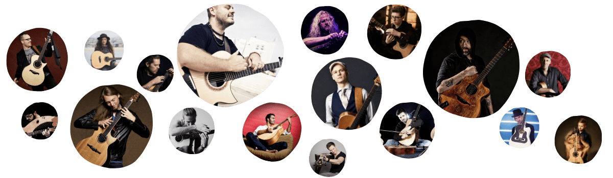 Fingerstyle Summit - Speakers